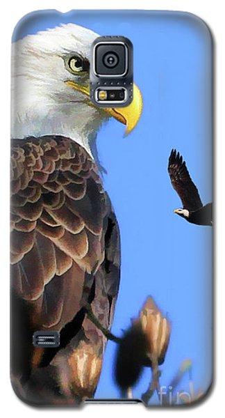 The Commander Galaxy S5 Case