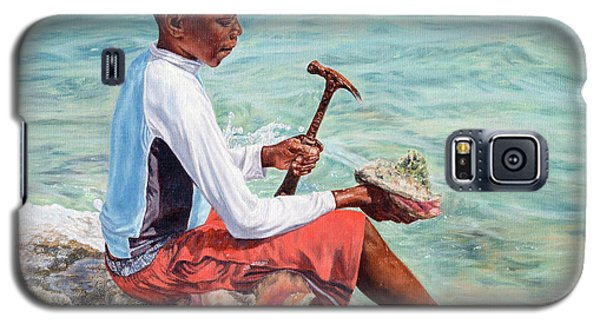 The Conch Boy Galaxy S5 Case