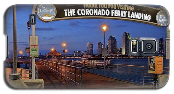 The Coronado Ferry Landing Galaxy S5 Case