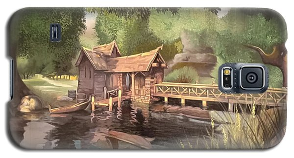 The Cottage Galaxy S5 Case