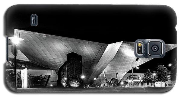 The Dam At Night Galaxy S5 Case