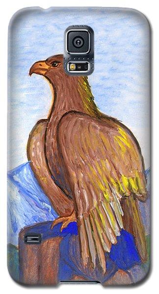 The Eagle Galaxy S5 Case