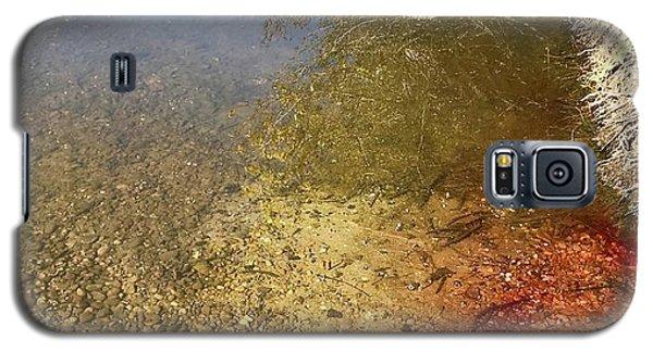 The Earth Is Bleeding Galaxy S5 Case