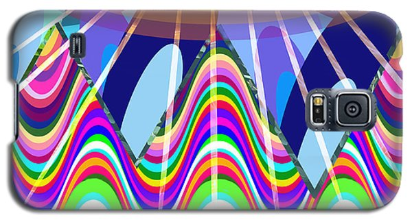 The End Of The Rainbow Galaxy S5 Case