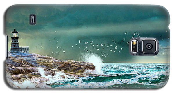 The Eye Of Neptune Galaxy S5 Case