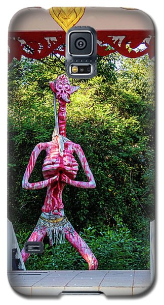 The Fate Of Thieves Galaxy S5 Case