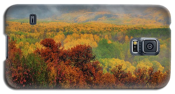 The Feeling Of Fall Galaxy S5 Case