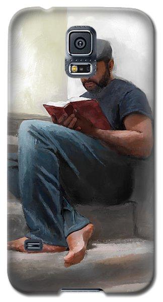 The Good Book Galaxy S5 Case
