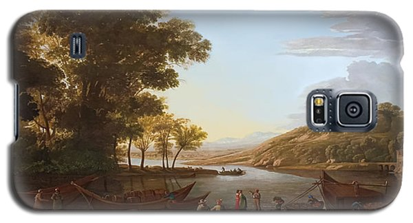 The Harbor Galaxy S5 Case