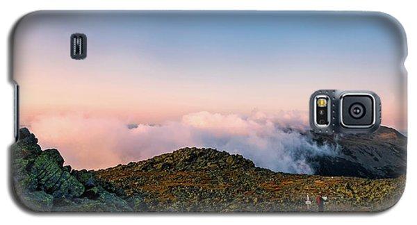 The Hiker - Mt Jefferson, Nh Galaxy S5 Case