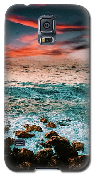 The Horizon Galaxy S5 Case