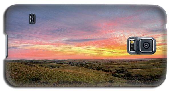 The Kansas Flint Hills Galaxy S5 Case