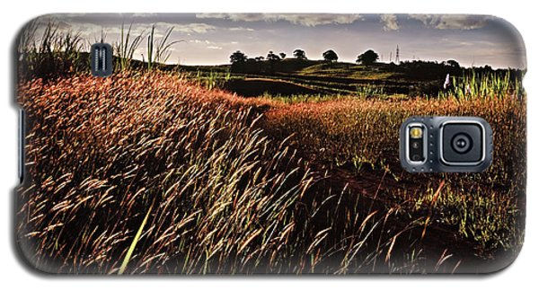 The Last Grassy Field, Trinidad Galaxy S5 Case