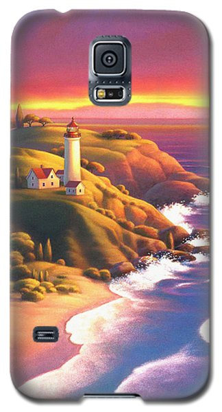 The Light House  Galaxy S5 Case