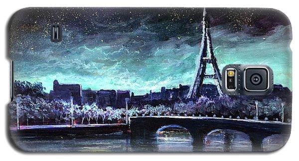 The Lights Of Paris Galaxy S5 Case