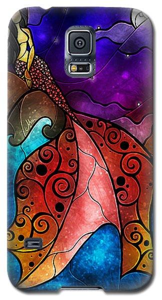 The Little Mermaid Galaxy S5 Case