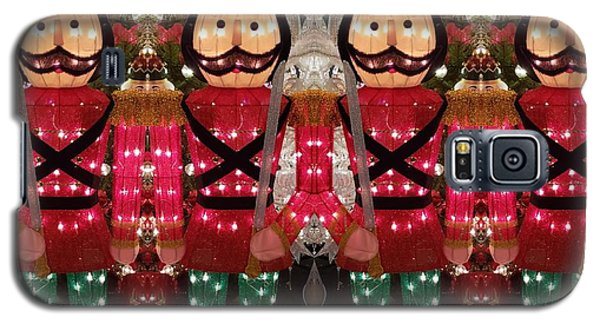 The March Of The Toy Soldiers Is On. Galaxy S5 Case