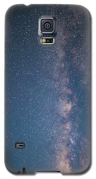 The Milky Way In Arizona Galaxy S5 Case