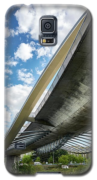 The Millennium Bridge From Below Galaxy S5 Case
