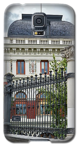 The Ministry Of Agriculture, Fisheries, Food And Environment In Madrid Galaxy S5 Case