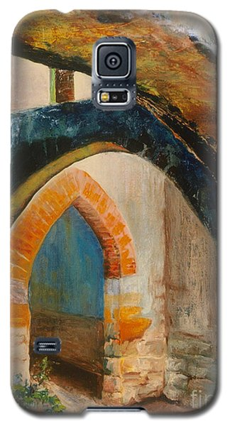 The Mission Galaxy S5 Case