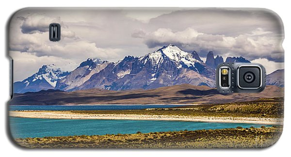 The Mountains Of Torres Del Paine National Park, Chile Galaxy S5 Case
