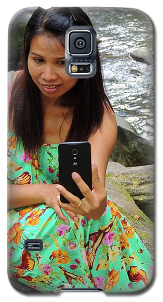 The Narcissist Galaxy S5 Case
