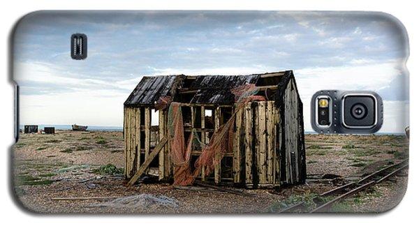 The Net Shack, Dungeness Beach Galaxy S5 Case