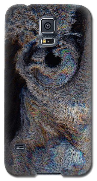 The Old Owl That Watches Galaxy S5 Case