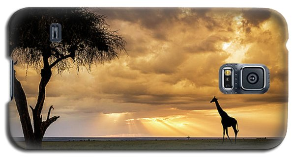The Plains Of Africa Galaxy S5 Case
