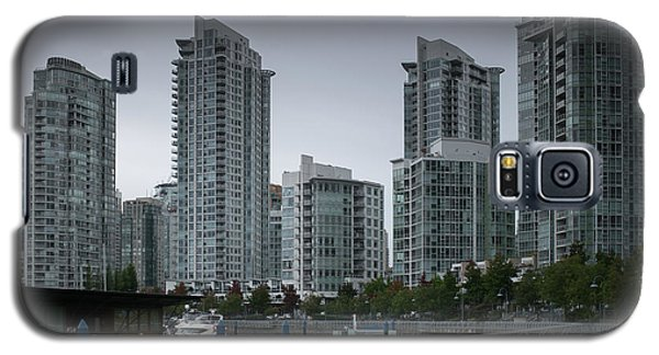 The Quayside Marina - Yaletown Apartments Vancouver Galaxy S5 Case