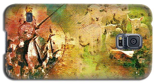 The Quijote Dream Galaxy S5 Case