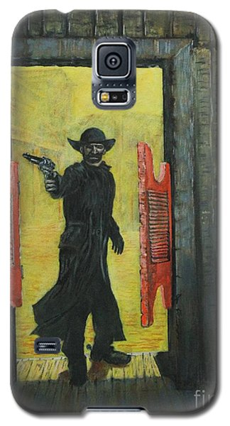 The Red Saloon Doors.....what Next Galaxy S5 Case