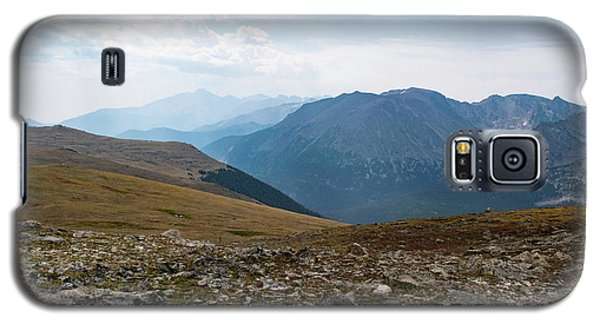 The Rocky Arctic Galaxy S5 Case