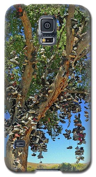 The Shoe Tree Galaxy S5 Case