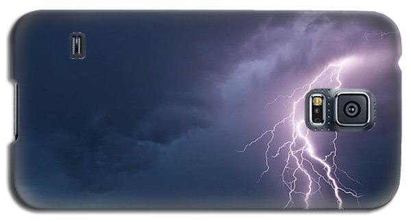 The Sky Is Alive Galaxy S5 Case