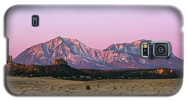 The Spanish Peaks Galaxy S5 Case