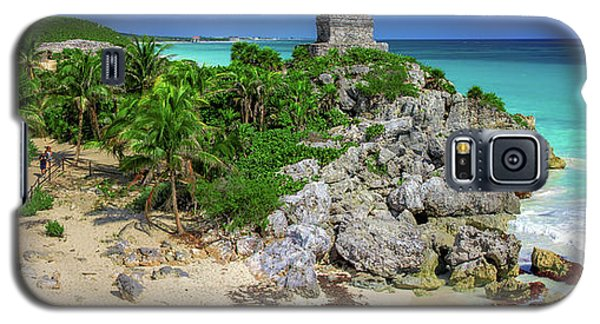 The Temple By The Sea Galaxy S5 Case