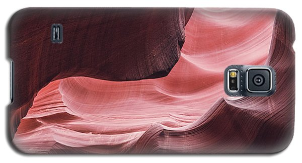 The Wave, Lower Antelope Canyon, Page, Az  Galaxy S5 Case