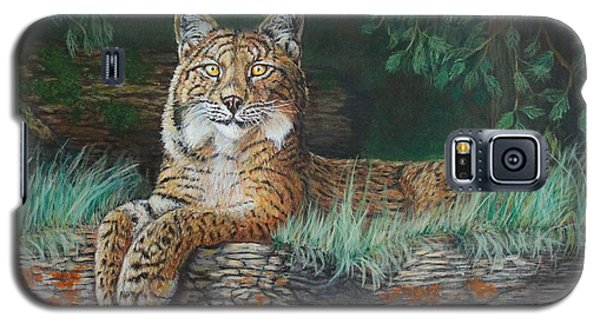 The Wild Cat  Galaxy S5 Case