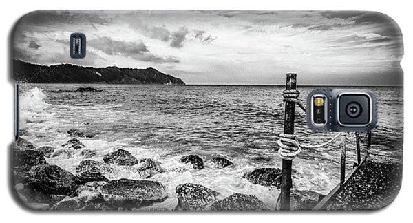 The Winter Sea #4 Galaxy S5 Case