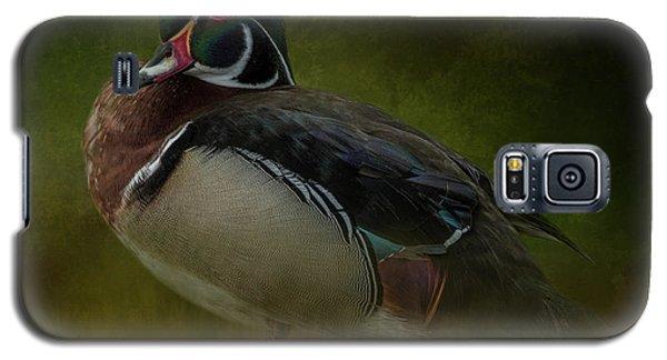 The Woodsman Galaxy S5 Case