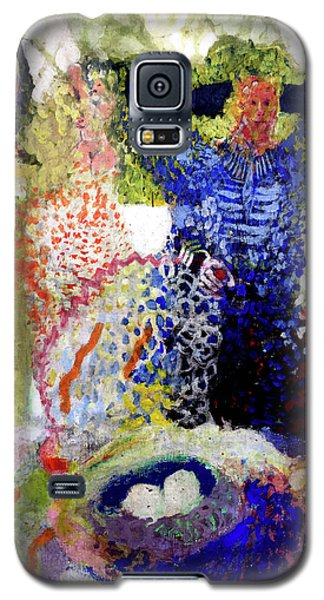 The Word Was Made Flesh The Egg And I Galaxy S5 Case