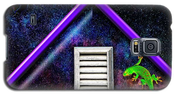 There Must Be Some Way Out Of Here Galaxy S5 Case