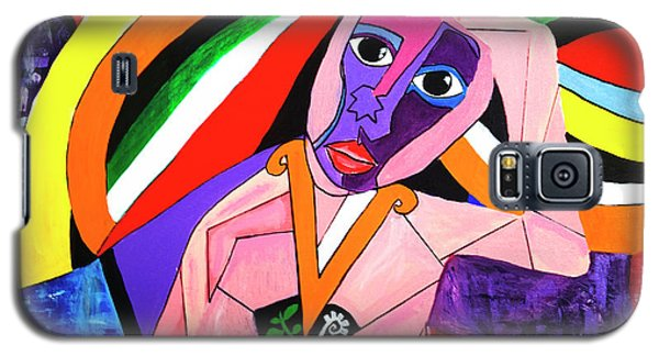 Thinking Of Peace Galaxy S5 Case
