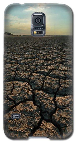 Thirsty Ground Galaxy S5 Case