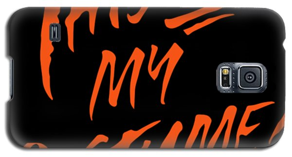 This Is My Halloween Costume Galaxy S5 Case