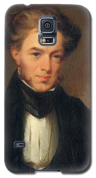 Portrait Of Thomas Ustick Walter, 1835 Galaxy S5 Case