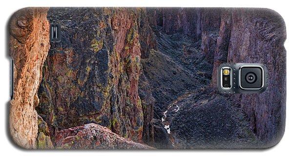 Thousand Creek Gorge Galaxy S5 Case