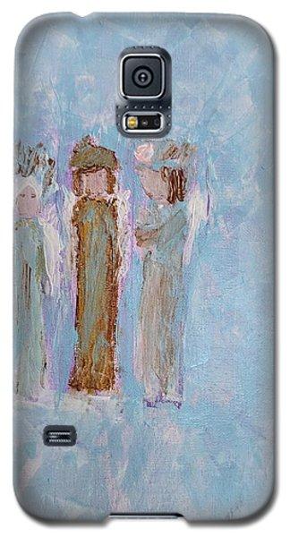 Three Friendly Angels Galaxy S5 Case